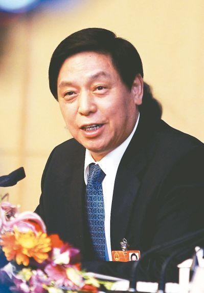 中共中央辦公廳主任栗戰書。 中新社