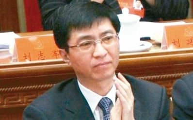 中央政策研究室主任王滬寧。 新華社